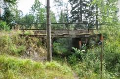 Tunnel under väg, i närheten av Svartå